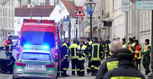 الشرطة الألمانية تعتقل مشتبها به وضبطت مواد كيمياوية بحوزته