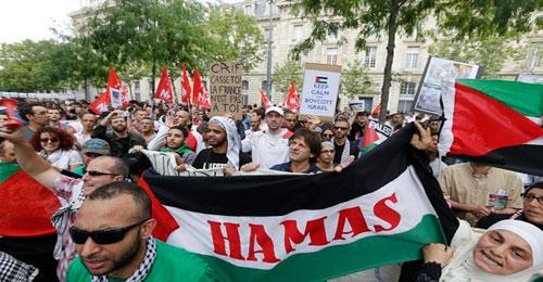 """القضاء الأوروبي يسقط """"حماس"""" من لائحة الإرهاب.. ونتنياهو يعترض"""