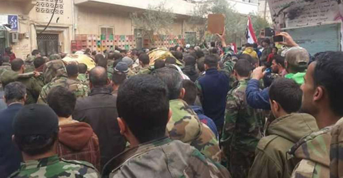 """""""حزب الله"""" يعدم شباناً من كفريا """"الشيعية"""" أمام الأهالي"""