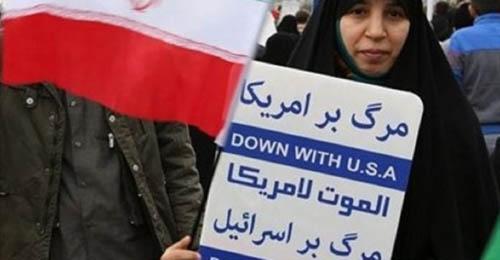"""حذف شعار """"الموت لأميركا"""" و""""الموت لإسرائيل"""" من المساجد في إيران"""