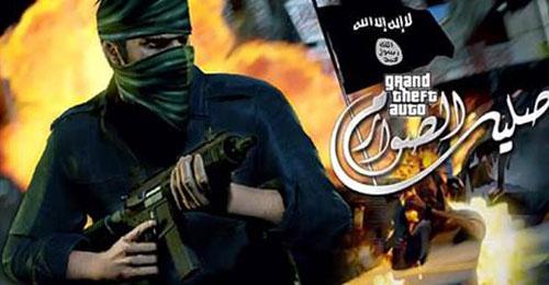 """بالفيديو: """"صليل الصوارم"""" لعبة إلكترونية داعشية"""