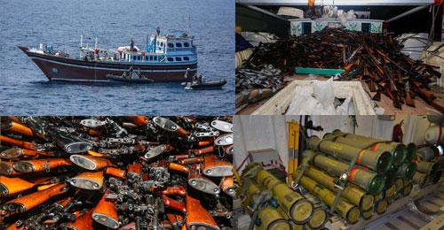 تجار يمنيون ولبنانيون يهرّبون السلاح إلى الحوثيين في اليمن