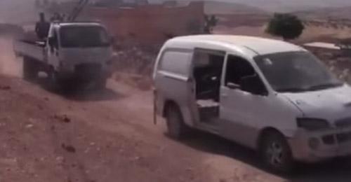 بالفيديو: ضربة عسكرية ومعنوية لقوات نظام الأسد
