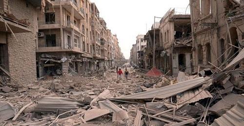 بالفيديو: مواقعُ الجيش السوري بالجولان خالية والمعارضة تتوعد بالحسم