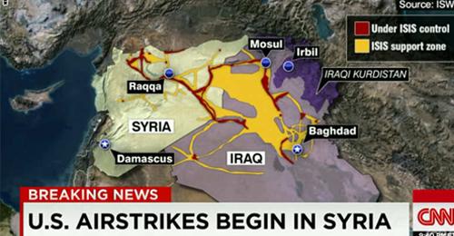 """واشنطن خدعت """"داعش"""" بالعراق وانقضت عليه في سوريا… بمعلومات المعارضة"""