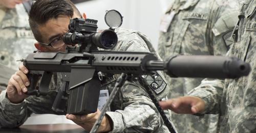"""بالصور"""": المعرض الحربي السنوي لرابطة جيش الولايات المتحدة"""