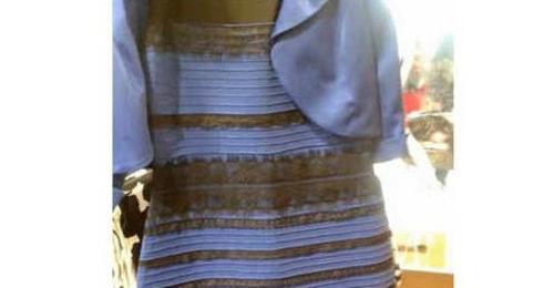 فستان غريب يثير صخباً وجدلاً عالميين.. أنت كيف تراه؟!