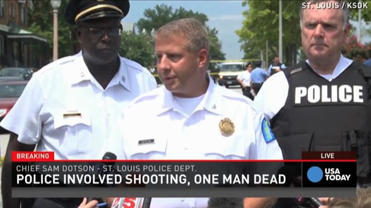 """""""فيرغسون"""" جديدة قد تندلع في أميركا… مقتل مواطن أسود آخر على يد الشرطة وبطريقة وحشية"""