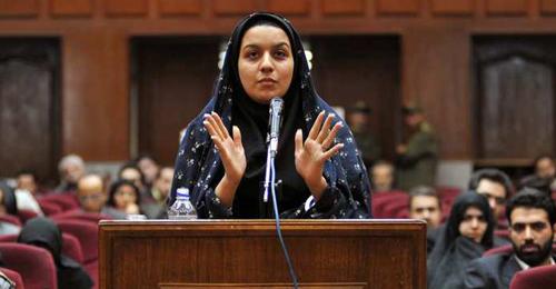 بالفيديو: قتلت ضابطاً حاول اغتصابها فأعدمتها سلطات إيران شنقاً