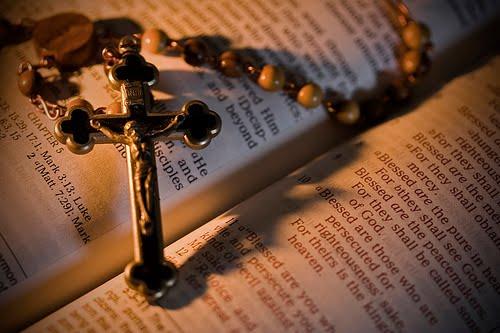 الإيمان مش تمثال…