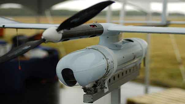 """""""حزب الله"""" يستولي على طائرة إسرائيلية من دون طيار"""