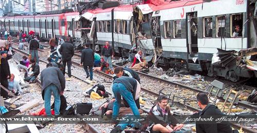 """""""صورة وكلمة"""": يوم أسود يهزّ إسبانيا"""