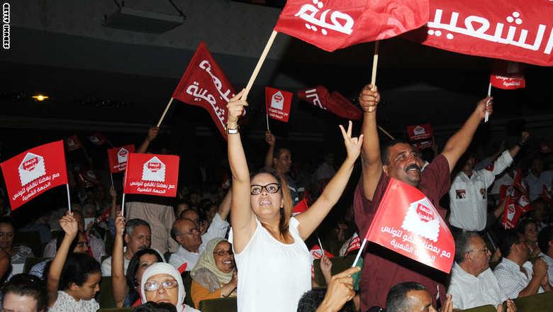 """بالصور: من هم اللاعبون الاساسيون في انتخابات تونس.. """"الحالة الفريدة""""؟"""