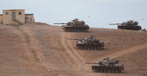 """ضريح """"سليمان شاه"""" أرض تركية قرب """"عاصمة داعش"""": عقب أخيل أم حصان طروادة؟"""