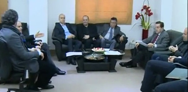 بالفيديو: تلفزيونات لبنان في أزمة