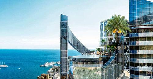 بالصور: أكبر وأغلى شقة بالعالم بـ400 مليون دولار !