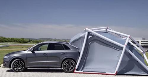"""بالفيديو: هذا ما تقدمه سيارات """"Audi""""!"""