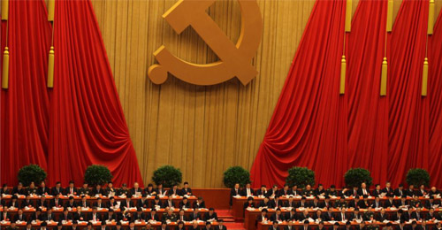 مسؤول صيني فصل لحضوره حفلا باذخا… فشنق نفسه
