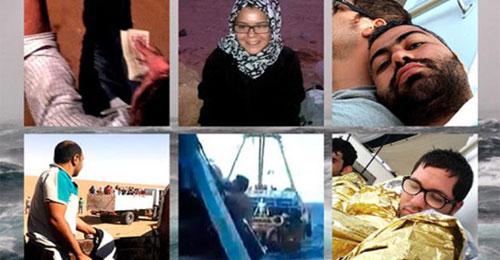 """بالفيديو: قصة 5 أصدقاء سوريين في رحلة """"موت في البحر"""""""