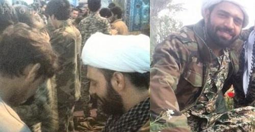 """""""الحرس الثوري"""" يعلن مقتل عالم دين إيراني في معارك درعا بسوريا"""