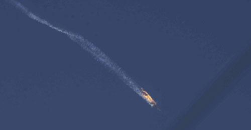 بالفيديو: تسجيل صوتي يؤكد تحذير المقاتلة الروسية قُبيل إسقاطها