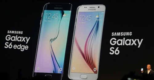 """بالصور والفيديو: """"سامسونغ"""" تكشف النقاب عن Galaxy S6 وS6 Edge"""