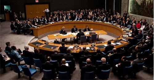 نص بيان مجلس الأمن الدولي الرقم 2254 بشأن حل الأزمة السورية
