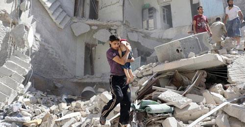 الاسد يدعو السياح لقضاء عطلتهم في سوريا!
