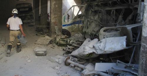 بالفيديو – معارك قاسية في جوبر.. هل سقطت الخطوط الحمر نحو دمشق؟