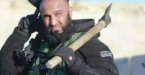 """أبو عزرائيل.. أيقونة """"الحشد الشعبي"""" للرد على تنظيم الدولة"""