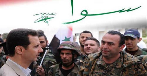 """برفض """"الخدمة العسكرية"""".. """"العلويون"""" يتخلون عن الأسد"""