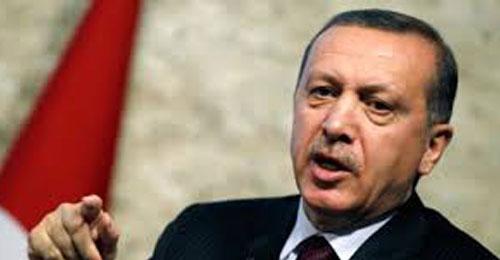 أين لا يقف أردوغان؟