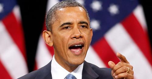 """أوباما يرد على بثينة شعبان: سندمر دفاعاتكم الجوية وسيكون هذا أسهل من ضرب مواقع """"داعش"""""""