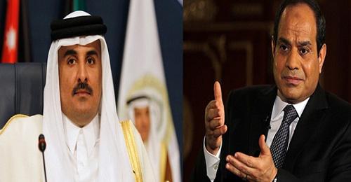 لماذا اعتذر السيسي لأمير قطر.. وما علاقة الشيخة موزا؟