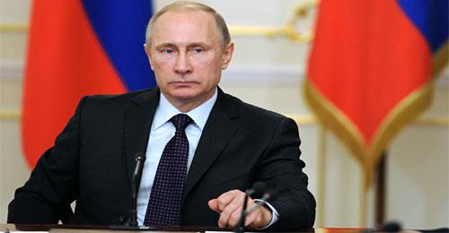 بوتين: نريد استقرار السلطات الشرعية في سوريا