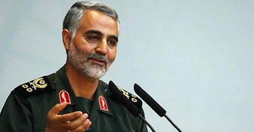طهران: نحن نقود معارك الجيش العراقي والاكراد يحلمون