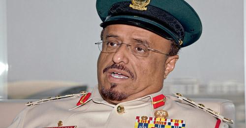 بالصور: ضاحي خلفان يهاجم نصرالله ويرصد مليون درهم لمن يلقي القبض على عبدالملك الحوثي