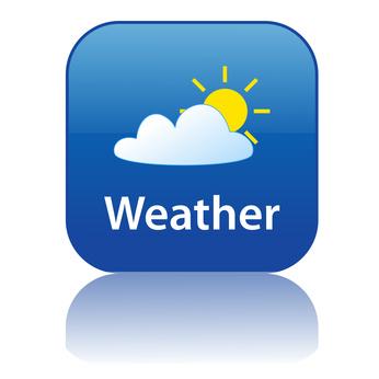 طقس الجمعة غائم جزئيا مع أمطار متفرقة