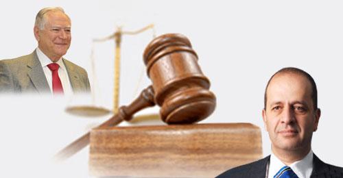 ما ورد على لسان الضاهر غير صحيح… نجار: لم اتدخل يوماً في عمل القضاء