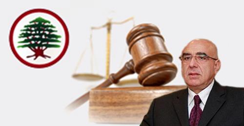 حمدان أمام محكمة المطبوعات بدعوى جعجع