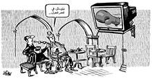 كاريكاتور الصحف الثلثاء 21 تشرين الاول 2014