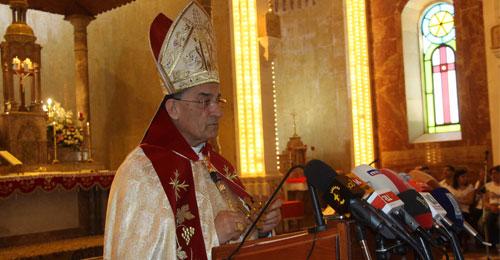 """الراعي إلى الفاتيكان: الاتفاق على رئيس قبل الانتخاب هرطقة كبيرة ويجب التخلص من مهزلة """"كلمة السر"""""""