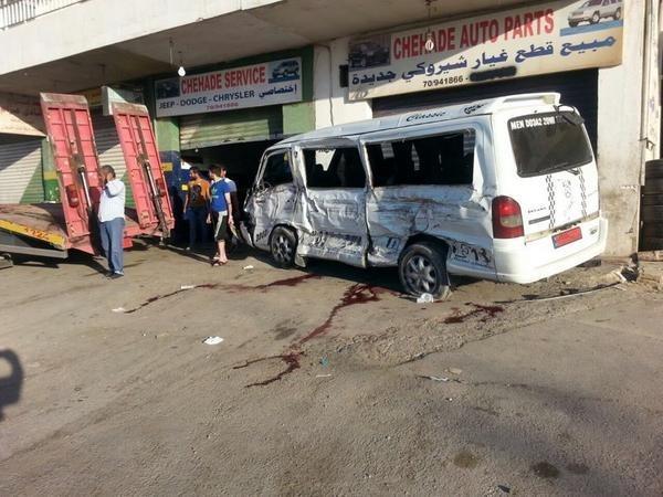بالصور: حوادث السير تفتك باللبنانيين… 5 قتلى في أقل من 24 ساعة