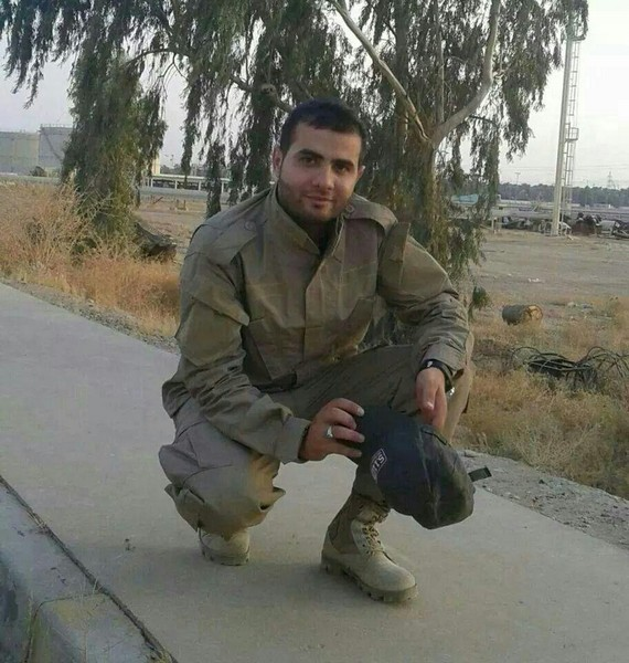 """بالصور: """"حزب الله"""" ينعى المقاتل حسن نصرالله"""