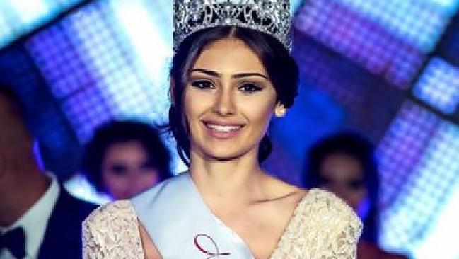 بالفيديو: ملكة لبنانية تخسر لقبها والسبب المخدرات