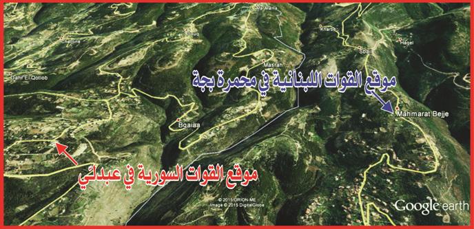 هكذا دفع جيش الاسد في عبدللي ثمن قصف  المناطق المحررة  (بقلم بيار جبّور)
