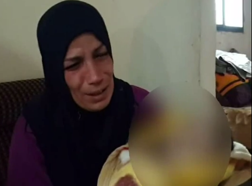 بالفيديو: إنعام عيد… ضحية 100 دولار على باب المستشفى