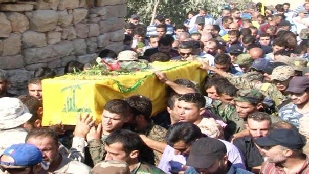 """بالصور: الزبداني تستنزف 3 قتلى جدد لـ""""حزب الله"""""""