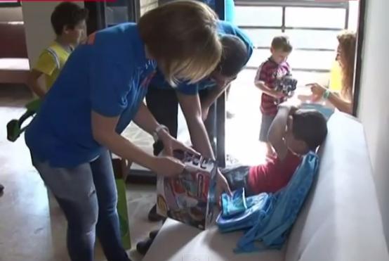 بالفيديو: تغيير واقع عائلة كانت على رصيف التشرد