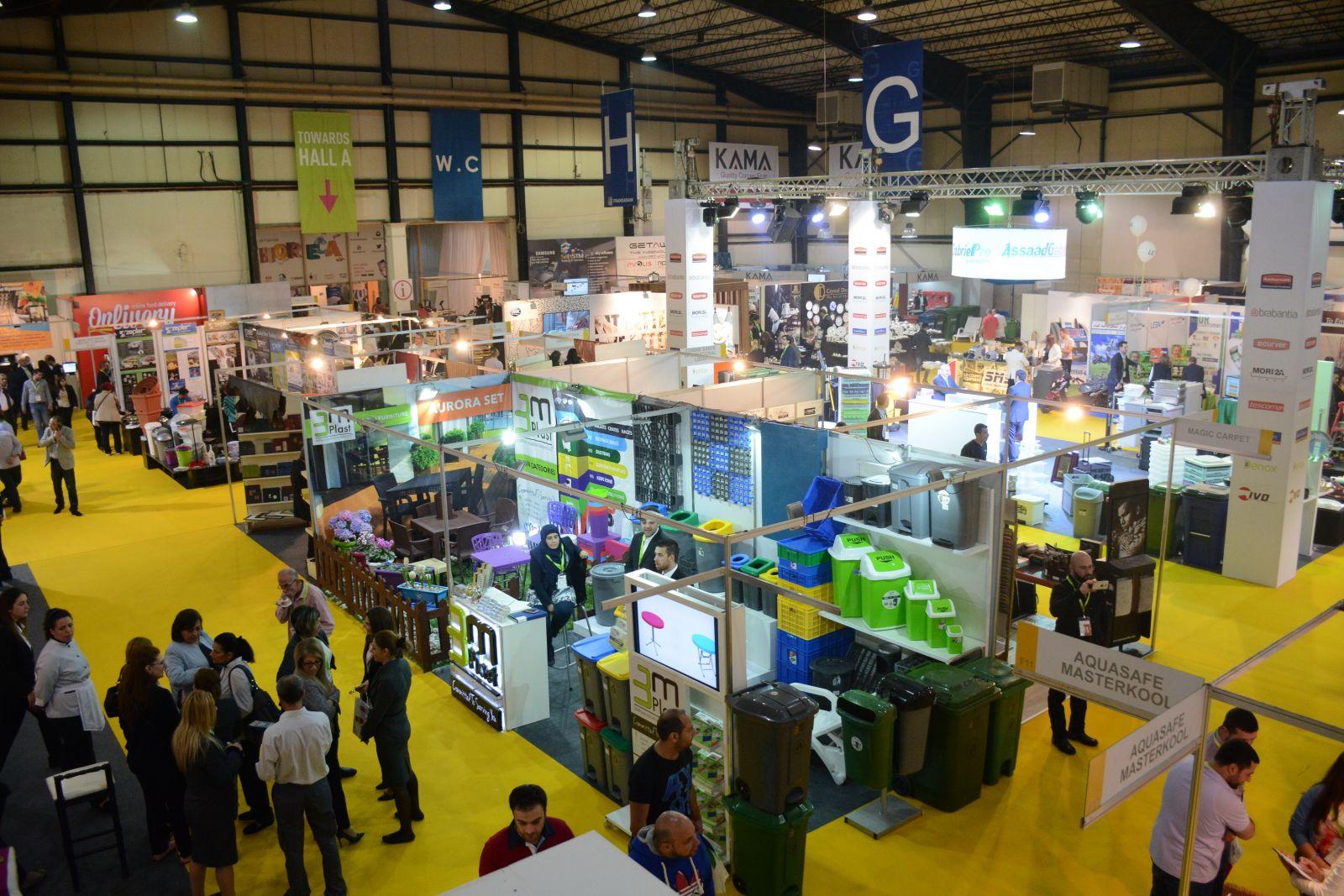 معرض هوريكا لبنان… مرآة لعالم الأعمال